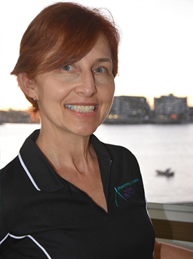 Agility physiotherapy receptionist at our Bulimba practices studio